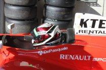Formule Renault 1.6 NEC Junior: Finaleraces: Race 1: Anton de Pasquale winnaar en kampioen