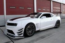 SaReNi United stoomt updates klaar voor Camaro GT