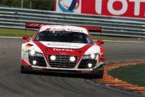 Anthony Kumpen en Enzo Ide samen voor de titel met Phoenix Audi R8