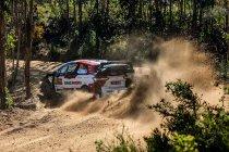 WRC: Evans op weg naar vierde carrièrewinst in Portugal