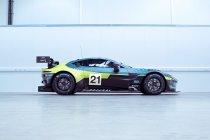 Maxime Martin met Aston Martin naar de Nürburgring