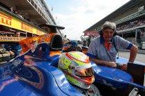 GP2: Robin Frijns gaat verder met Hilmer Motorsport