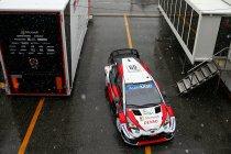 WRC: Sordo als leider naar de bergen, Evans blijft op titelkoers