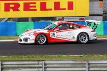 John Wartique, een Belg in de Porsche Supercup