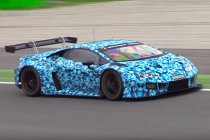 Lamborghini Huracán GT3 Evo gespot