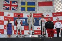 GP2: Nürburgring: Eindelijk Marcus Ericsson