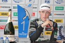 FIA F3: Spa: Eerste zege voor Joel Eriksson