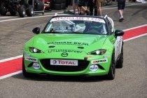 Zolder Superprix: Marcel Dekker op pole voor eerste race Mazda MX-5 Cup