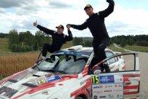 Rally van Estland: winst voor Alexey Lukyanuk – Kajetanowicz nieuwe leider in ERC