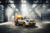 MINI Electric Pacesetter wordt nieuwe safety car Formule E