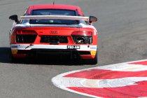 NRF: Audi ook boven in eerste vrije training