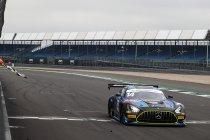 Silverstone 500: 2 Seas Motorsport wint met debuterende Mercedes
