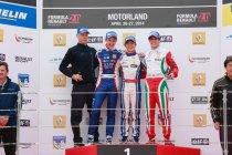 Eurocup Formule Renault 2.0: Motorland Aragon: Nyck de Vries eerste leider