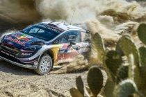 WRC Mexico: Loeb lek, Ogier naar kop