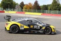 Spa Racing Festival: Goede start voor Sam Dejonghe en Stéphane Lémeret