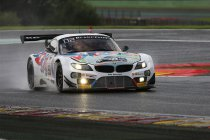 24H Spa: Spengler en BMW snelste in drijfnatte warm-up