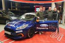 FordStore Feyaerts en Stienes Longin gaan voor de titel