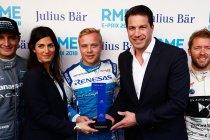 Rome: Derde pole van het seizoen voor Felix Rosenqvist