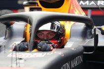 Verstappen snelst tijdens eerste testdag in Barcelona