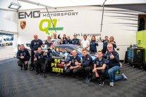Q1 Trackracing verovert AM-titel  in Porsche Carrera Cup Benelux