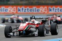 Fia F3: Hockenheim: Rosenqvist, Giovinazzi en Dennis op pole