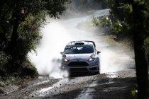 Rally van Corsica: Evans leidt - Neuville en Ogier out