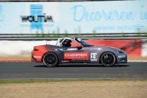 Zolder Supercar Madness : Zege voor András Király en Milan Teekens in de Mazda MX_5 Cup