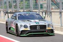 24H Spa: Bentley van Soulet snelste op woensdag