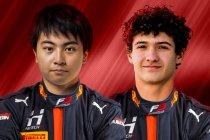 Formule 3: Red Bull plaatst Crawford, Iwasa en Edgar in Formule 3