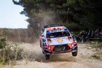 WRC: Sordo in controle, Neuville en Ogier op scherp
