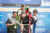 Macau: Rob Huff domineert verregende hoofdrace
