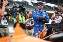 Fernando Alonso uitgeschakeld voor Indy 500