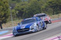 24H Paul-Ricard: Ram Racing-Mercedes leidt tijdens eerste deel van de race