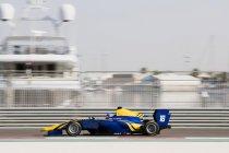 Abu Dhabi: Max Defourny test GP3 wagen