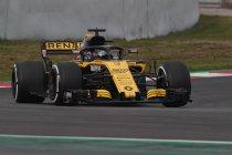 Wintertesten Barcelona: Renault voorlopig op kop
