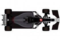 Haas F1 krijgt nieuwe zwart-grijze livery (+ Foto's)