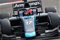 Bahrein: Marcus Armstrong topt tabellen op laatste testdag