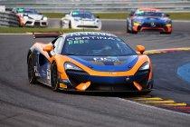 24H Spa: Voisin/Fagg (McLaren) van start tot finish - Potty/Lémeret naast podium