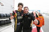 FIA F3: Moskou: Esteban Ocon domineert eerste kwalificatie