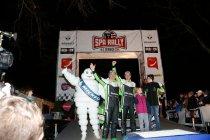 Spa Rally: Twee op twee voor Loix