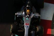 Azerbeidzjan: Mercedes heerst - Vandoorne negentiende