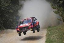 WRC: Rovanperä voert forcing, Neuville op podiumjact