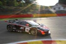 24H Spa: ART GP McLaren snelste tijdens prekwalificatie