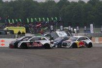 Elektrisch rallycrossen pas vanaf 2021