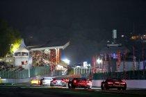24H Spa: Na 6H: SMP Ferrari pakt eerste punten - Opnieuw regen