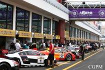 Macau GT Cup: Vrije training: Tweede tijd voor Laurens Vanthoor