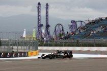Rusland: Hulkenberg snelste tijdens ingekorte FP1