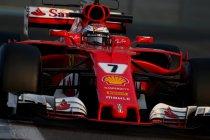 Test Abu Dhabi: Dag 1: Räikkönen snelst - Kubica legt 100 ronden af