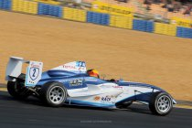 """F4: Le Mans: Neal Van Vaerenbergh: """"Een lastige eerste ervaring"""""""