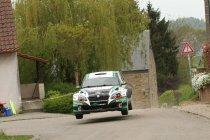 Rally van Wallonië: Loix wint hitchcock-thriller